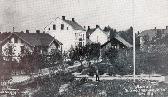 gammel butikk landhandel
